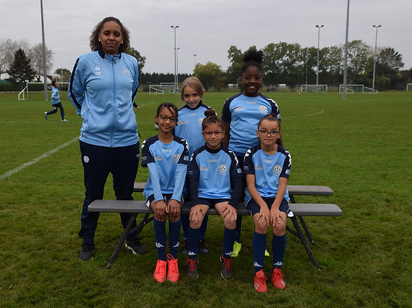 Equipe U11 Féminine.JPG