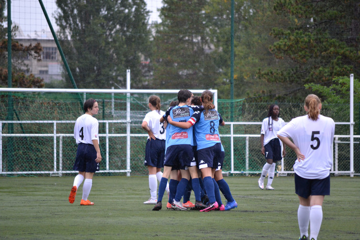 U18R1F TOURS FC - C'CHARTRES 18/09
