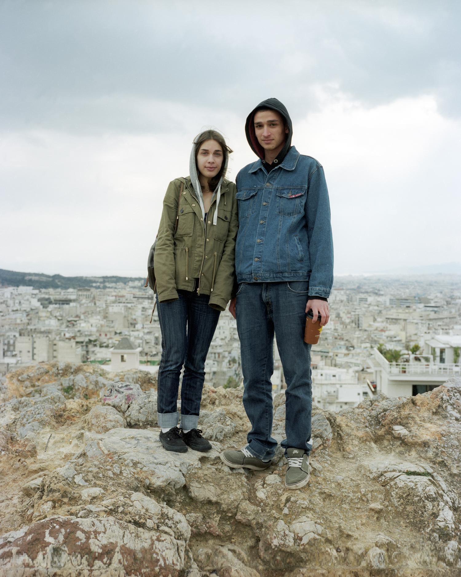 Alexia and Riyus