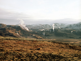 Two exhibitions coming up in Iceland