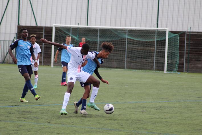 U17 NAT TOURS FC - PSG 19/09