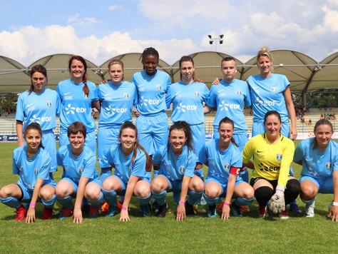 Finale Coupe du Centre  Féminine