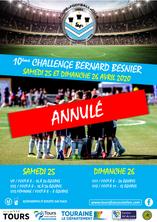 Annulation Tournoi Bernard BESNIER 2020