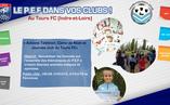 Les actions P.E.F. au  Tours FC