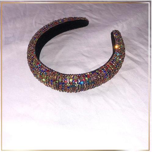 Crown Band - rainbow