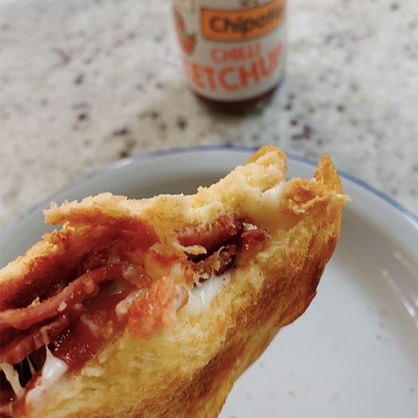 Taleggio & Bacon Sandwich