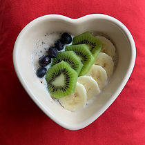 Chia Seed Breakfast Bowl