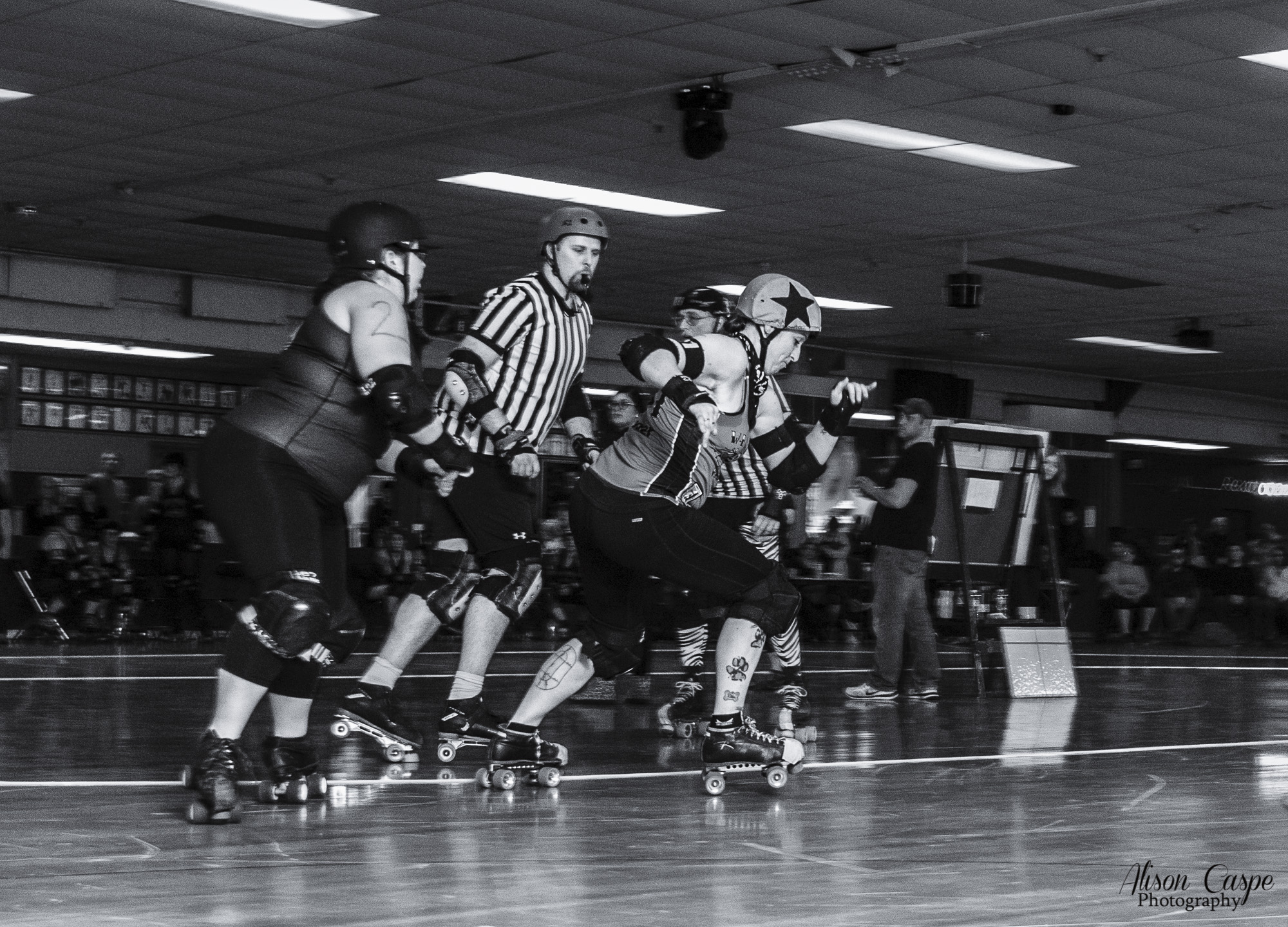 Roller Radicals vs Hellions 3.4.17