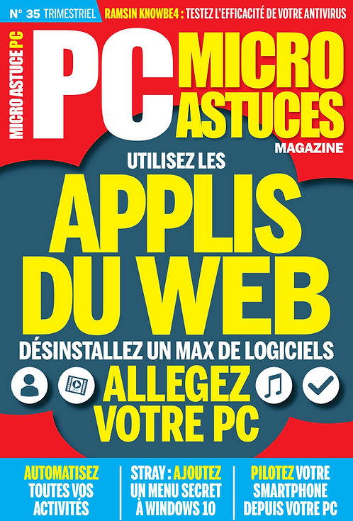 Micro Astuces PC n°35