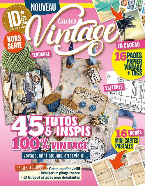 Idées Créa Cartes & Scrap n°18