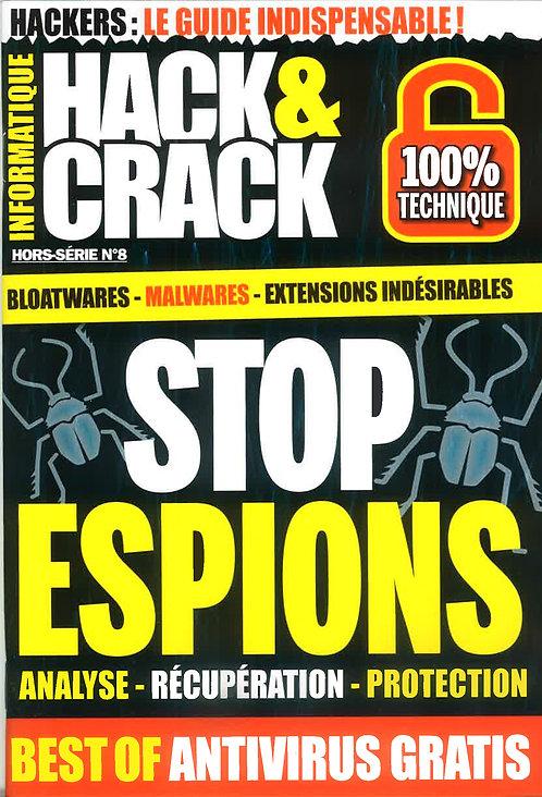 Hack & Crack n°8