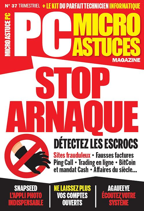 Micro Astuces PC n°37
