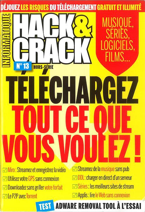 Hack & Crack n°13