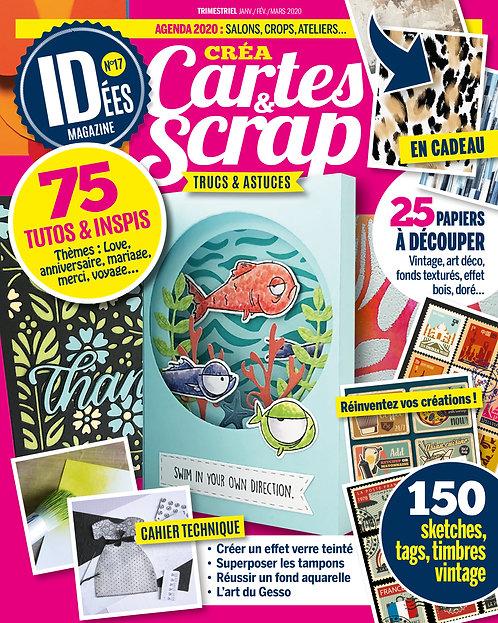 Idées Créa Cartes & Scrap n°17