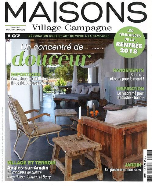 Maisons Village Campagne n°7