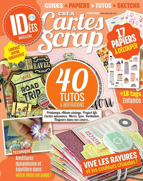 Idées Créa Cartes & Scrap n°14