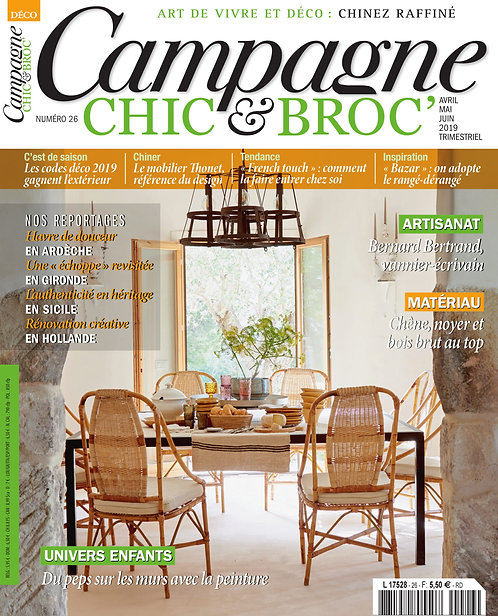 Campagne Chic & Broc n°26