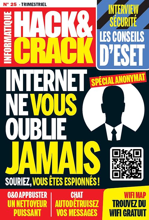 Hack & Crack n°25