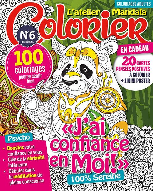 L'Atelier Mandala n°6