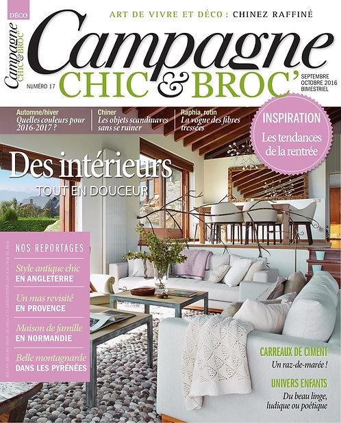 Campagne Chic & Broc n°17