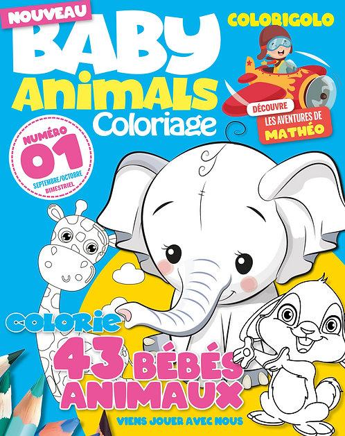 Baby Animals n°1