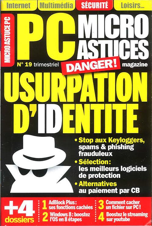 Micro Astuces PC n°19