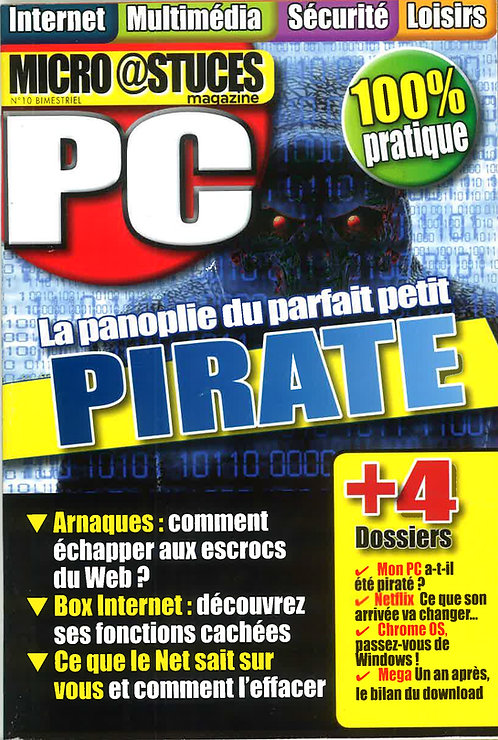 Micro Astuces PC n°10