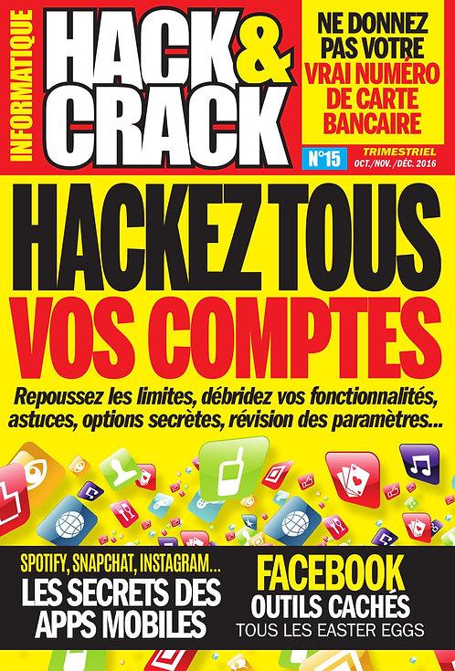 Hack & Crack n°15