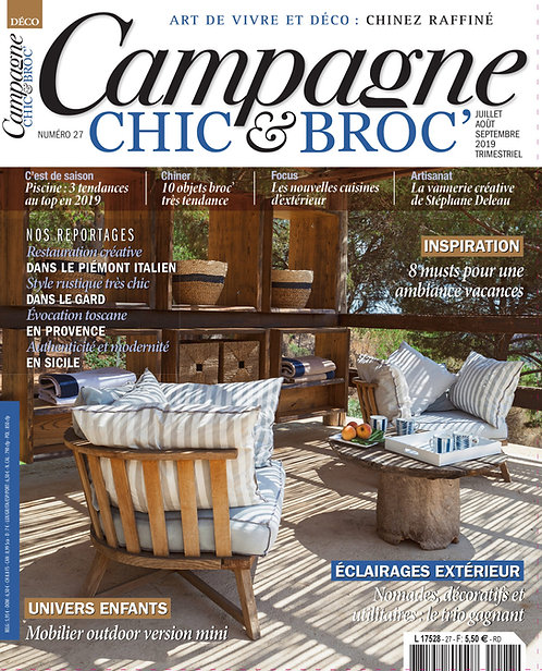 Campagne Chic & Broc n°27