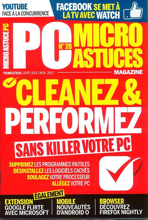 Micro Astuces PC n°28