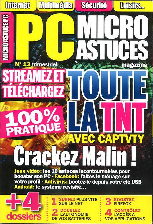 Micro Astuces PC n°13