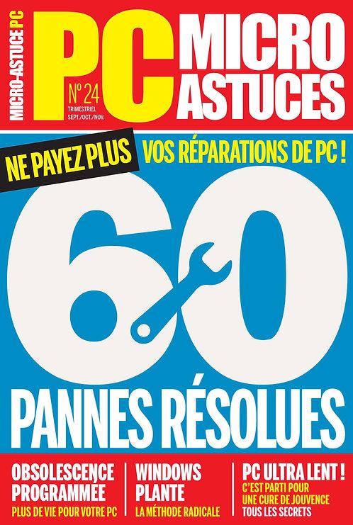 Micro Astuces PC n°24