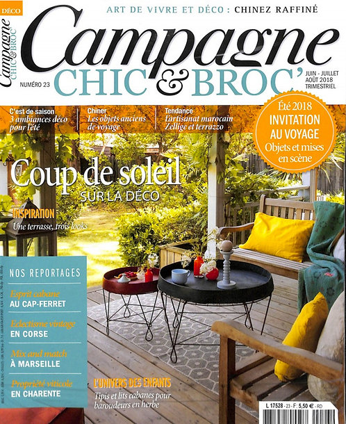 Campagne Chic & Broc n°23