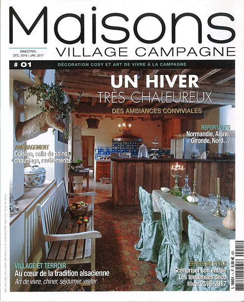 Maisons Village Campagne n°1