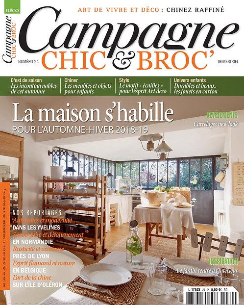Campagne Chic & Broc n°24