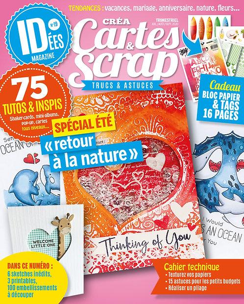 Idées Créa Cartes & Scrap n°19