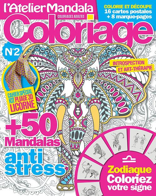 L'Atelier Mandala n°2