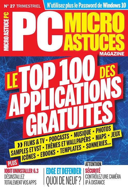 Micro Astuces PC n°27