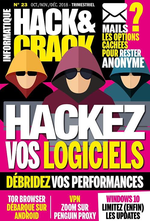 Hack & Crack n°23