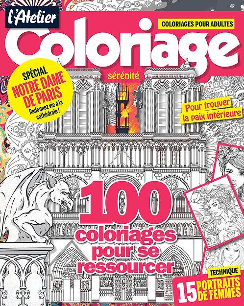 L'Atelier Coloriage n°15
