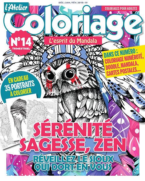 L'Atelier Coloriage n°14