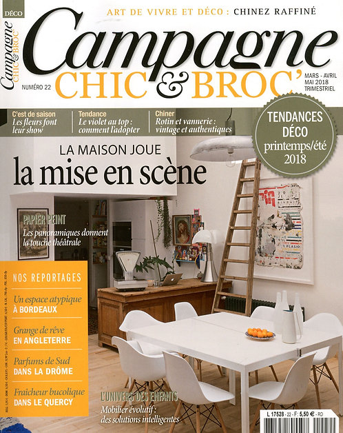 Campagne Chic & Broc n°22