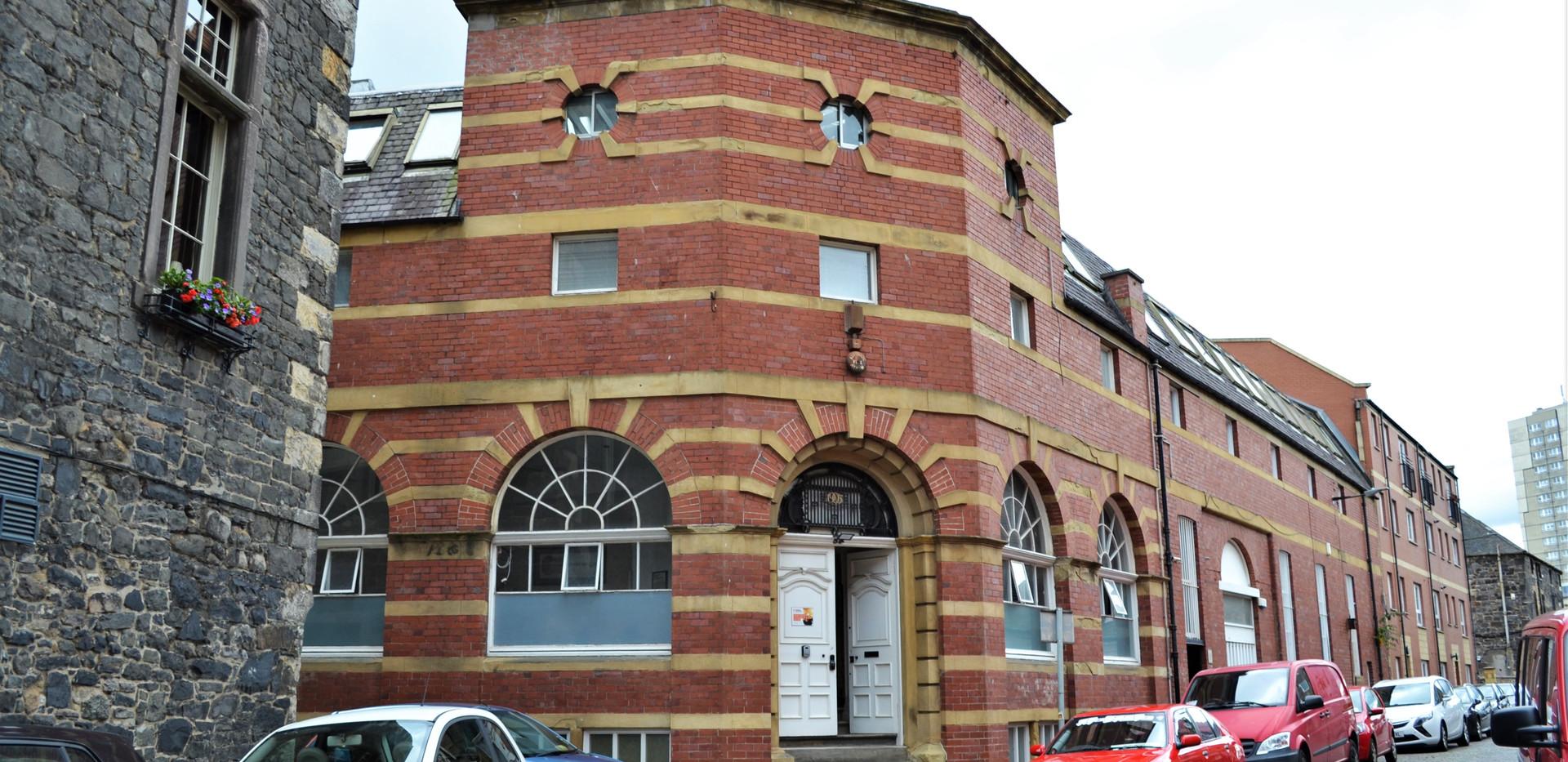 Avonpeak Offices in Leith Edinburgh