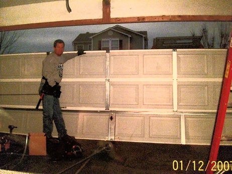 garage door installation avon indiana