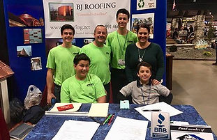 BJ Roofing