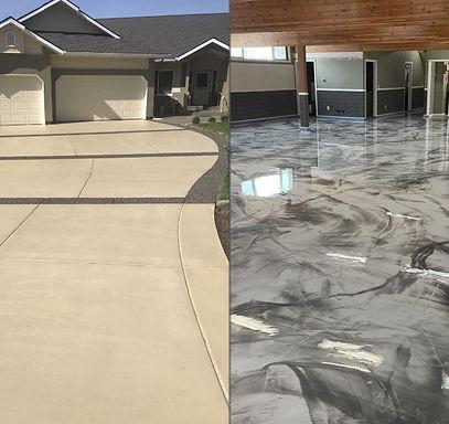 Interior & Exterior Flooring