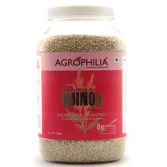 Agrophilia Premium Quinoa 1kg (Rs.399)