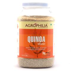 Agrophilia Quinoa 1kg (Rs.299)