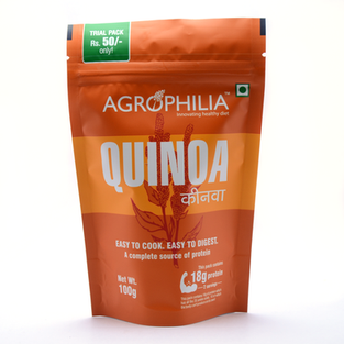 Quinoa 100 Gram- Front