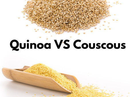 Which is Best: Quinoa vs Couscous?